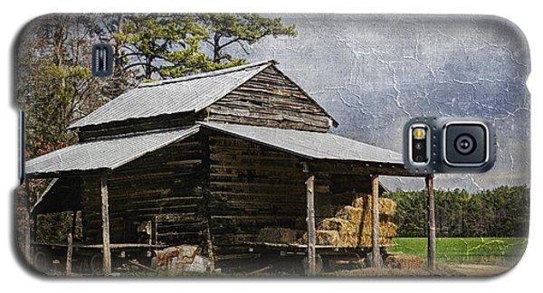Tobacco Barn In North Carolina Galaxy S5 Case