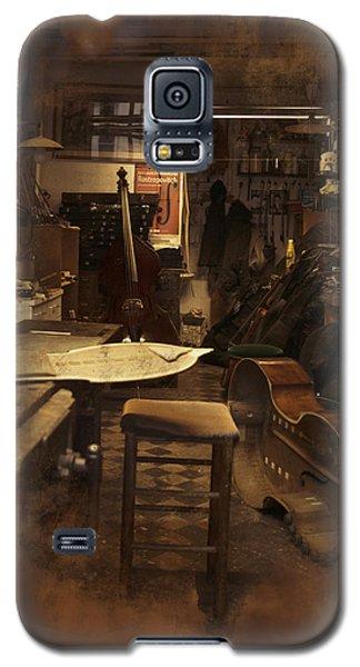 Tobacco Cello Galaxy S5 Case