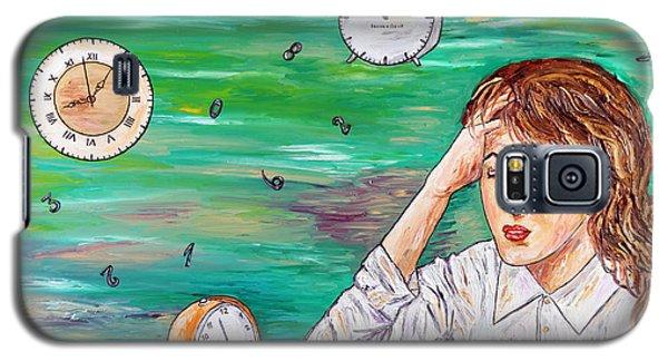 Today's Woman Galaxy S5 Case by Loredana Messina