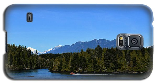 Tofino Bc Clayoquot Sound Browning Passage Galaxy S5 Case