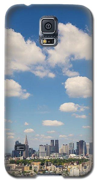 Tokyo 31 Galaxy S5 Case by Tom Uhlenberg