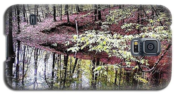 Universities Galaxy S5 Case - Toledo Bend Creek by Scott Pellegrin