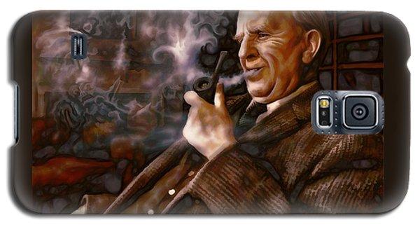 Tolkien Daydreams Galaxy S5 Case