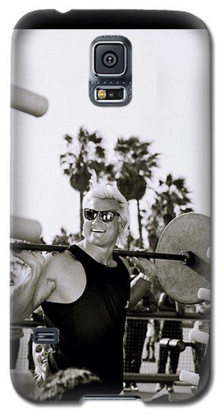 Tom Platz In Los Angeles Galaxy S5 Case