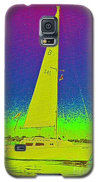 Tom Ray's Sailboat Galaxy S5 Case