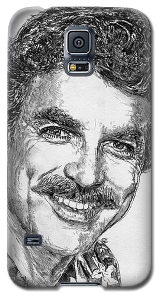 Tom Selleck In 1984 Galaxy S5 Case