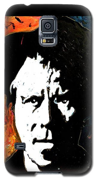 Tom Waits Galaxy S5 Case
