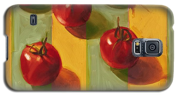 Tomatoes Galaxy S5 Case by Cathy Locke