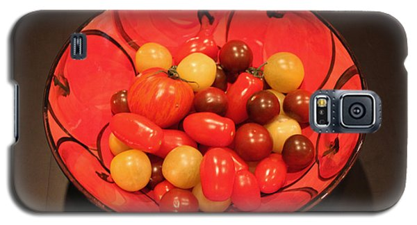 Tomatoes In Bowl Galaxy S5 Case