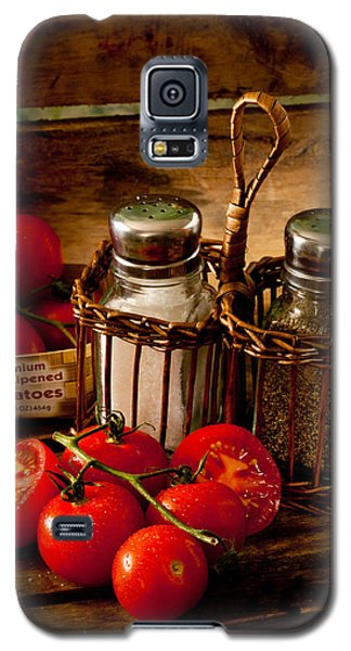 Tomatoes3676 Galaxy S5 Case