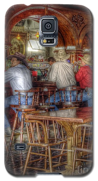 Tombstone Cowboys Galaxy S5 Case