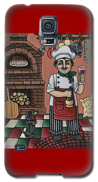 Tommys Italian Kitchen Galaxy S5 Case
