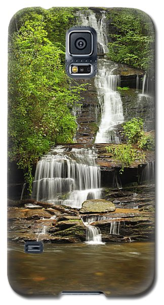 Toms Branch Falls Galaxy S5 Case
