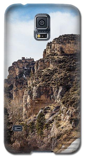 Tongue River Canyon Galaxy S5 Case
