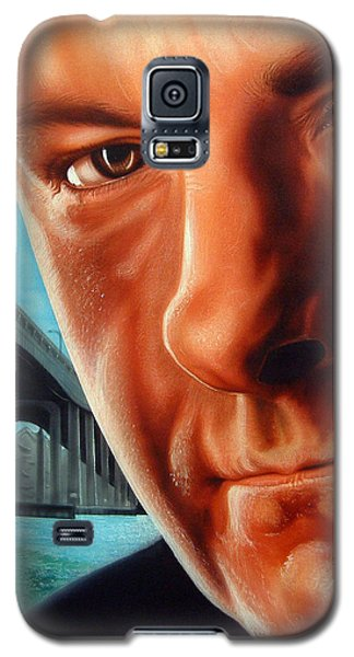 Tony Boss Of Bosses Galaxy S5 Case