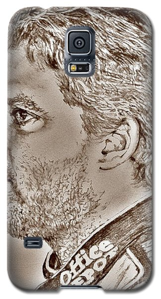 Tony Stewart In 2011 Galaxy S5 Case