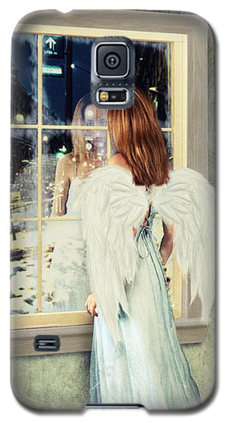 Too Cold For Angels Galaxy S5 Case