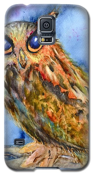 Too Cute Galaxy S5 Case by Beverley Harper Tinsley