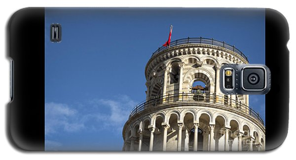 Top Of The Leaning Tower Of Pisa Galaxy S5 Case