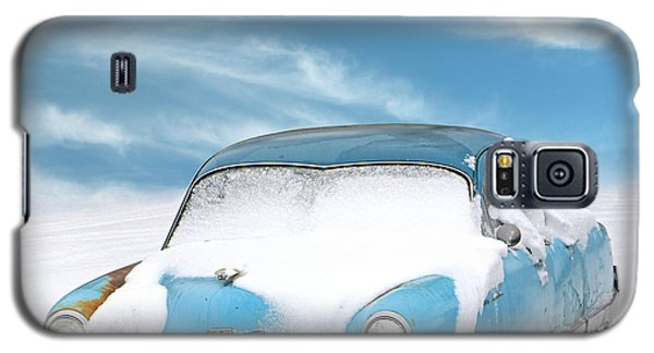 Topeka Blues Galaxy S5 Case by Christopher McKenzie