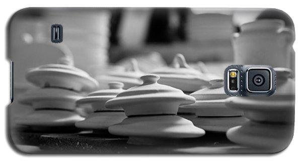Tops Of Rustic Clay Jugs  Galaxy S5 Case