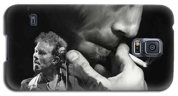Torn Pages Tom Waits  Galaxy S5 Case