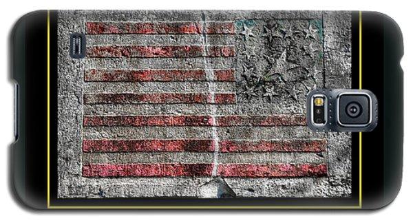 Tattered Torn . . . . . Never Broken - Memorial Day 2014 Antietam National Battlefield Galaxy S5 Case