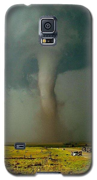 Tornado Truck Stop II Galaxy S5 Case