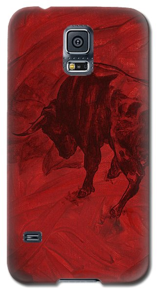 Toro Painting Galaxy S5 Case