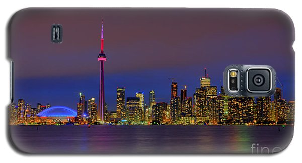Toronto By Night... Galaxy S5 Case