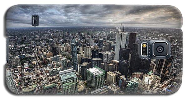 Toronto Daybreak Galaxy S5 Case by Shawn Everhart