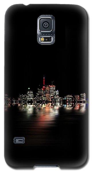 Toronto Flood No 3 My Island Galaxy S5 Case by Brian Carson