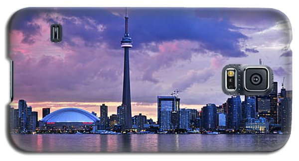 Architecture Galaxy S5 Case - Toronto Skyline by Elena Elisseeva