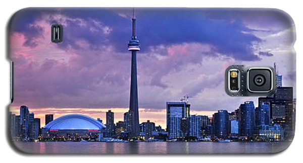 Toronto Skyline Galaxy S5 Case