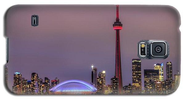 Toronto Skyline Galaxy S5 Case by Shawn Everhart