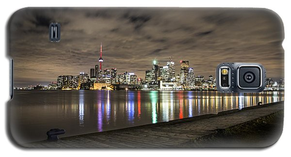 Toronto Sunset Galaxy S5 Case
