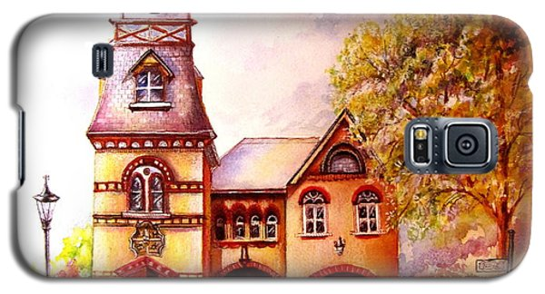 Toronto's Old Yorkville Fire Hall Galaxy S5 Case by Patricia Schneider Mitchell
