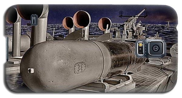 Torpedo Run Galaxy S5 Case