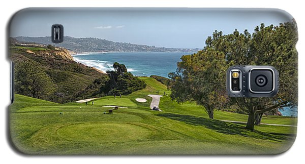Torrey Pines Golf Course North 6th Hole Galaxy S5 Case