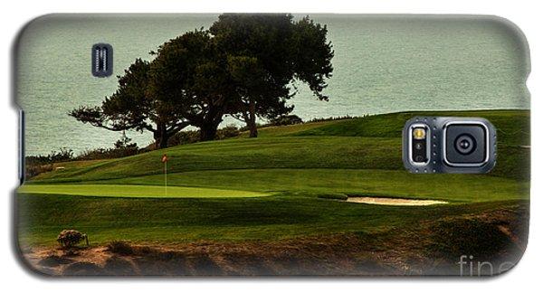 Torrey Pines Golfcourse Galaxy S5 Case