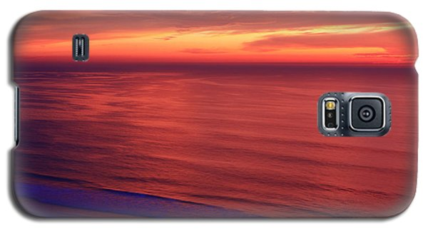 Galaxy S5 Case featuring the photograph Torrey Pines Twilight by John F Tsumas