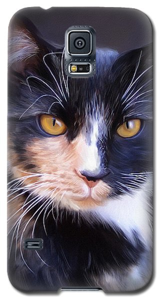 Tortoiseshell Galaxy S5 Case by Lena Auxier