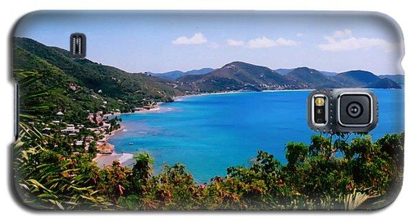 Tortola Bay Galaxy S5 Case by Kara  Stewart