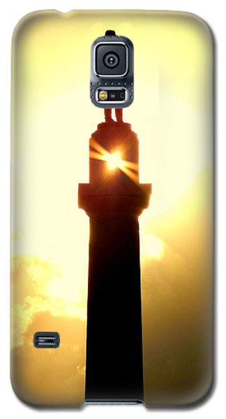 General Robert E. Lee And The Summer Solstice In New Orleans Galaxy S5 Case by Michael Hoard
