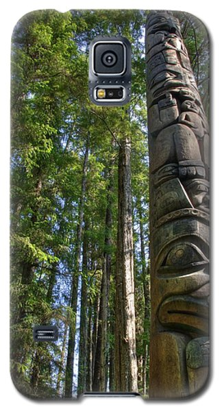 Totem Pole Galaxy S5 Case by David Andersen