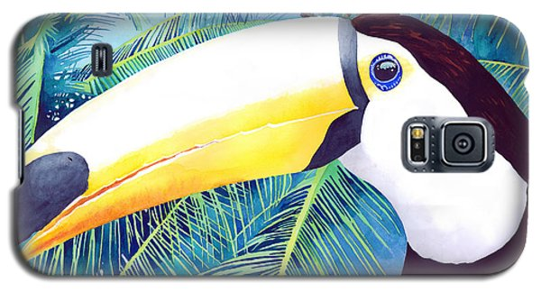 Toucan Galaxy S5 Case