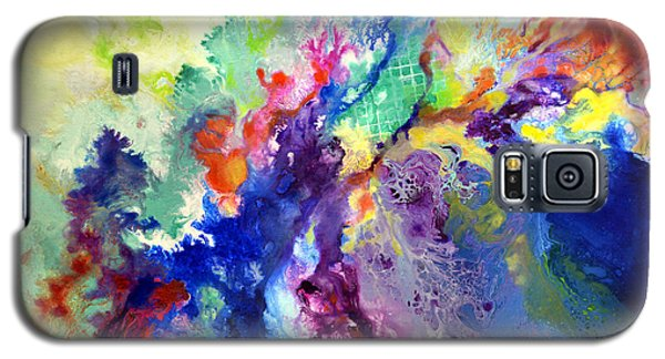 Touch Me Here Galaxy S5 Case