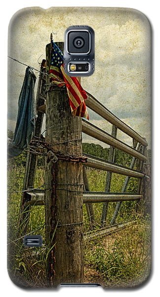 Touch Of Americana Galaxy S5 Case