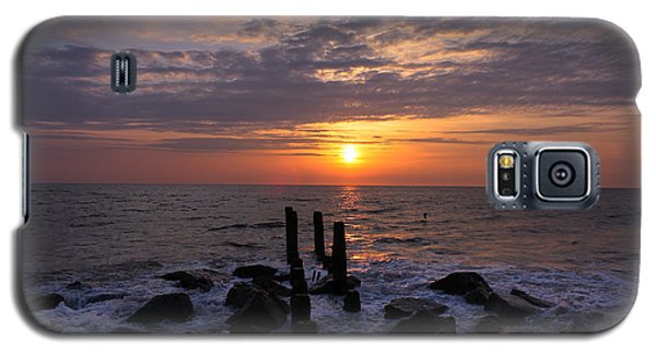 Touch Of Dawn Galaxy S5 Case by Everett Houser