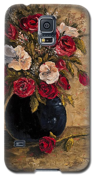 Touch Of Elegance Galaxy S5 Case by Darice Machel McGuire